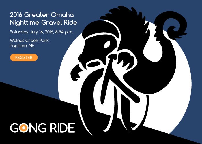 2016 GONG Ride - July 16, 2016, 8:54 p.m.